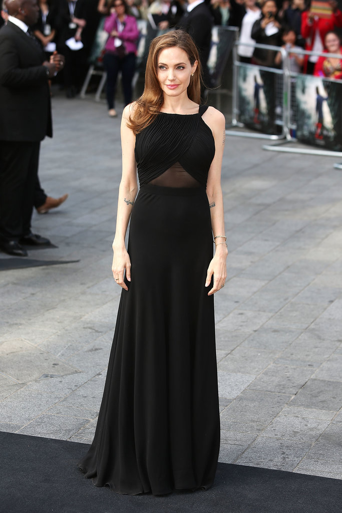Angelina Jolie made a triumphant return to the red carpet at the premiere of Brad Pitt's movie World War Z in June 2013. It was her first public appearance since announcing she had undergone a preventative double mastectomy.