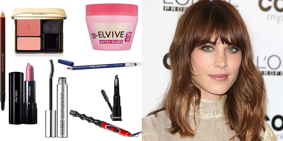 Shop Alexa's English Rose Beauty Look From Last Night's L'Oreal Event