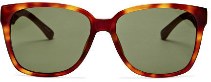 The Row Tortoise Shell Sunglasses