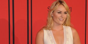 Video: Lindsey Vonn Talks Tiger's Loss