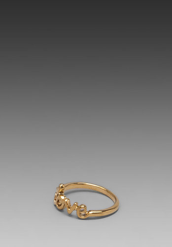Rebecca Minkoff Love Ring