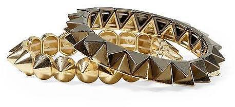 Hive & Honey Spike Bracelets