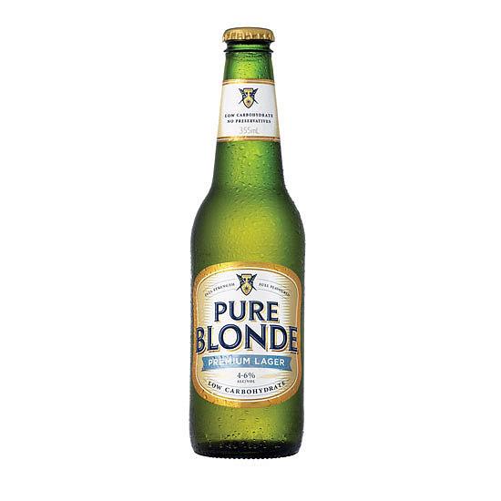 Pure Blonde Per 355ml Bottle. . .