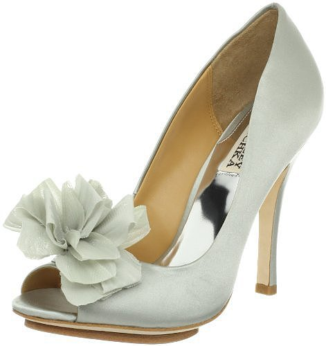 Badgley Mischka Women's Aubrey Platform Pump