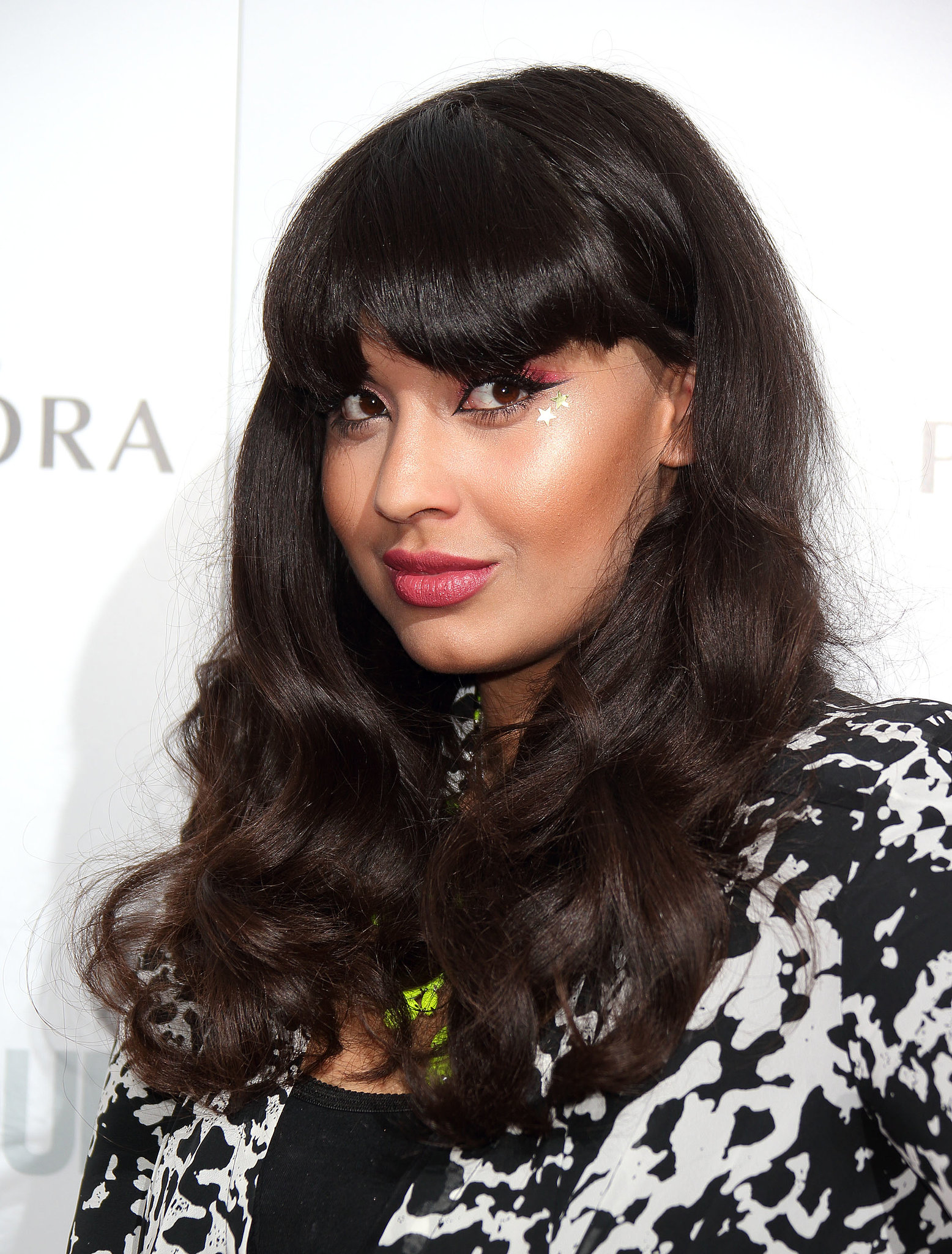 Jameela Jamil Calls For Body Confidence Education To Be On: See All Of The UK's Glamorous Women Of