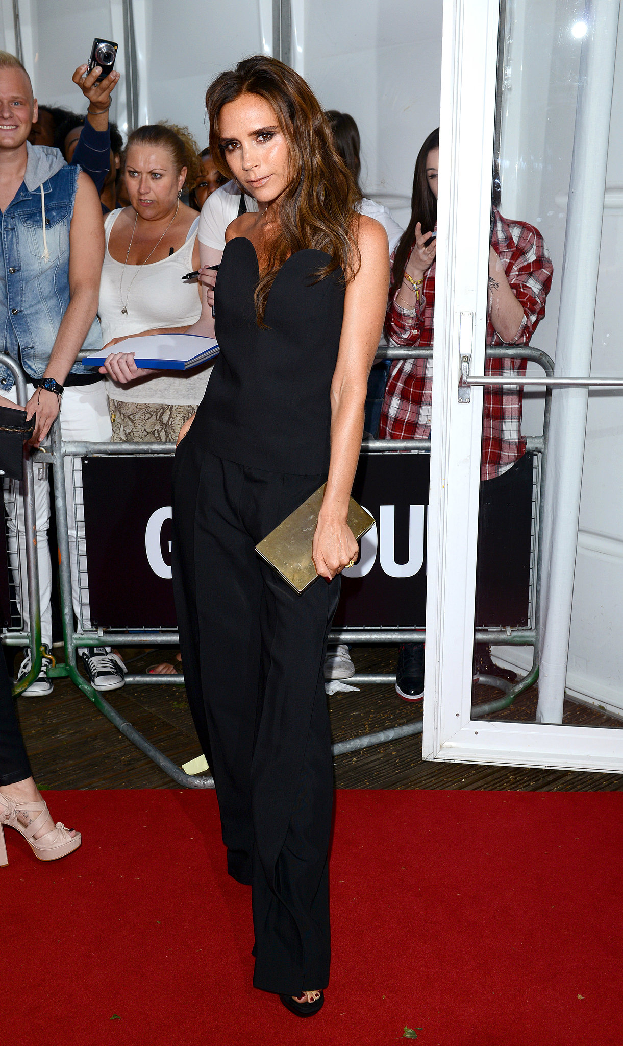 Victoria Beckham at the 2013 Glamour Women of the Year