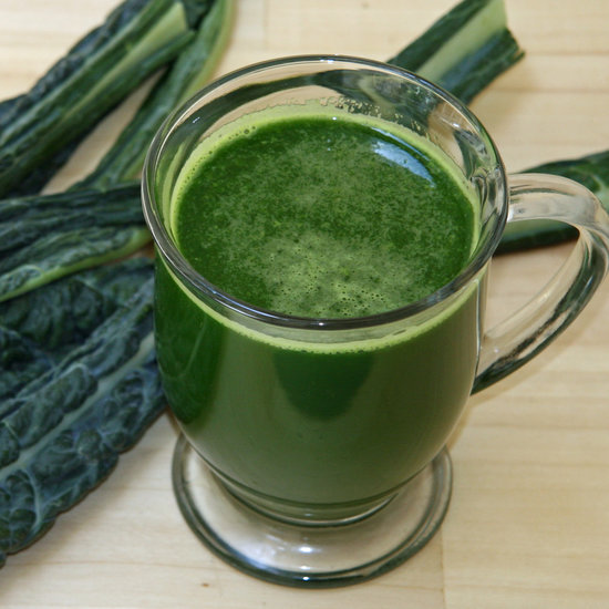 Skip the Coffee For This Energising Green Juice Recipe