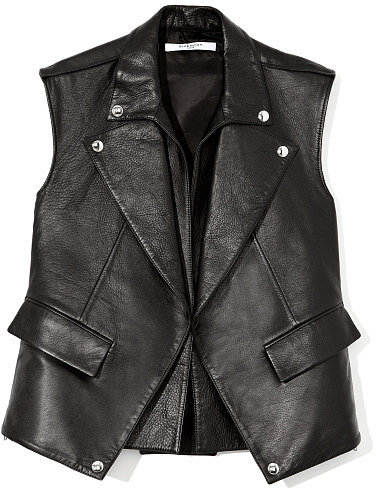 Givenchy Leather Vest