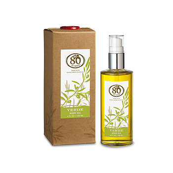 McEvoy Ranch 80 Acres Body Oil in Verde Review