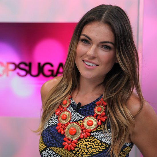 Serinda Swan Graceland Interview | Video