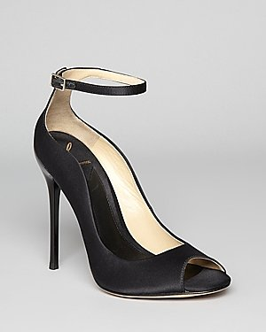 B Brian Atwood Pumps - Leida Ankle Strap