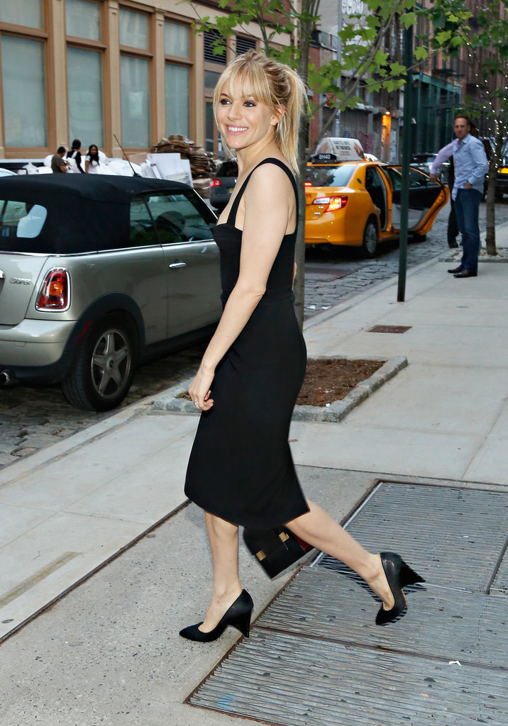"""Sienna Miller Nearly Forgot About Father's Day For Tom: """"I'll Have to Do Something Magical"""""""