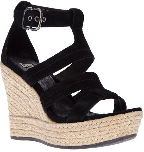 Ugg Australia 'Lauri' wedge sandal