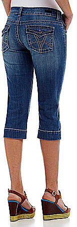 Kut from the Kloth Kate Cropped Denim Capris