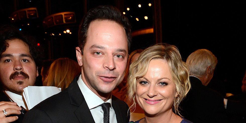 Amy Poehler's New Man Admits His Longtime Crush on Her