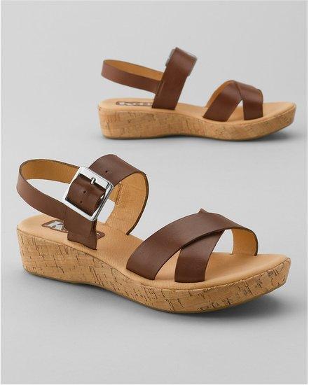 Korks by Kork-Ease® Christy Wedge Sandals
