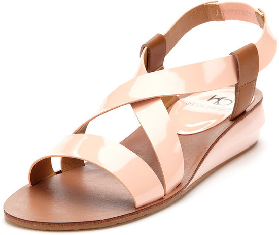 Ginette Wedge Sandal