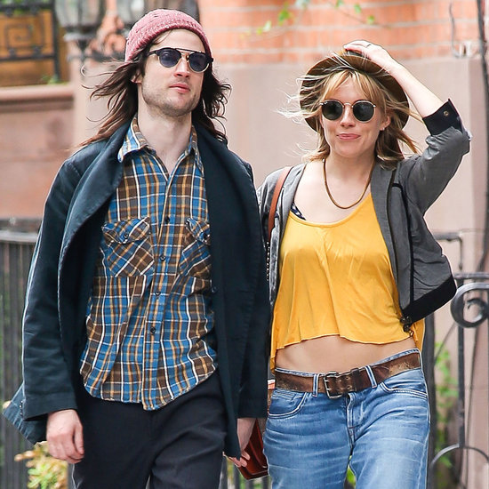 Sienna Miller and Tom Sturridge in NYC | Photos