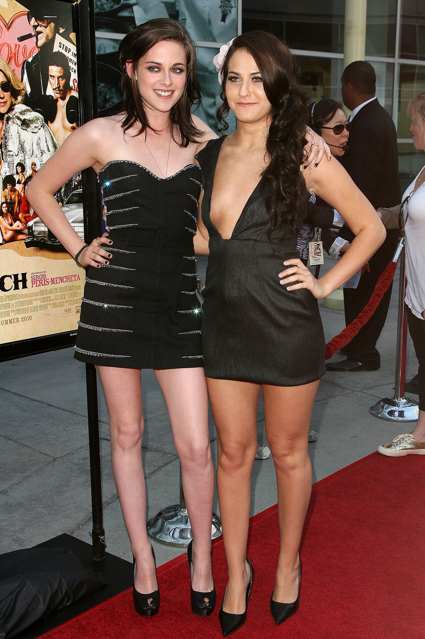 Kristen Stewart and Scout Taylor-Compton