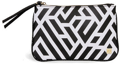Hudson+Bleecker Pochette Labyrinth Black