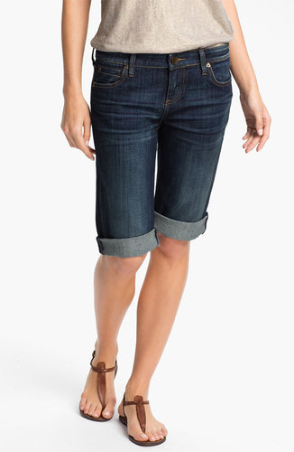 KUT from the Kloth Denim Bermuda Shorts