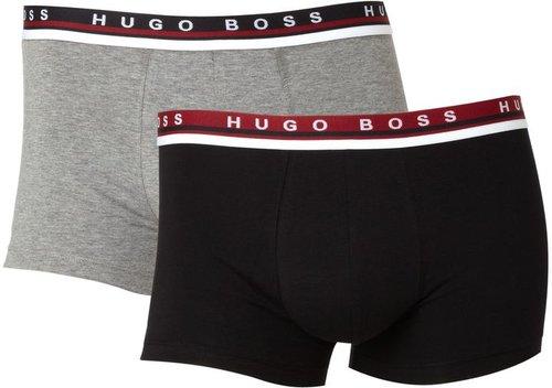 Men's Hugo Boss 2 pack underwear trunk