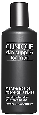 Clinique M Shave Aloe Gel, 125ml