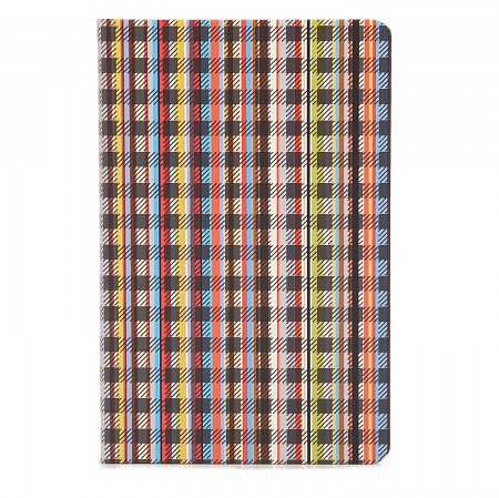 Paul Smith Accessories Gingham notebook - Black