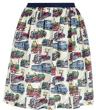 Trains Skirt