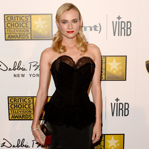 2013 Critics Choice TV Awards Celebrity Red Carpet Pictures