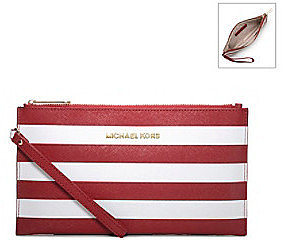 MICHAEL Michael Kors® Jet Set Travel Large Zip Clutch
