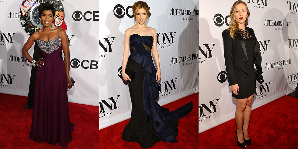 Who Wore What:  2013 Tony Awards