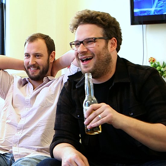 Seth Rogen Plays the World's Raunchiest Card Game