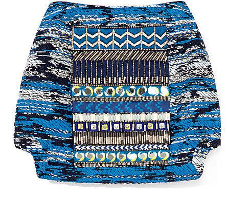 Matthew Williamson Taj Tapestry Mini Skirt