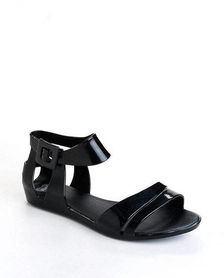 MEL Macadamia Flat Sandals