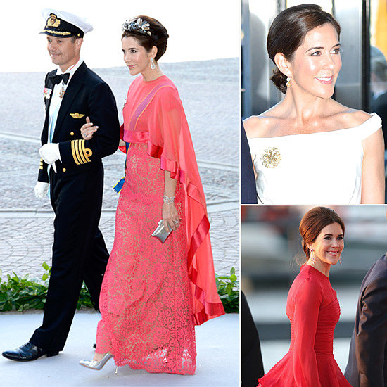 Princess Mary Does it Again: See Her Best Black Tie Moments