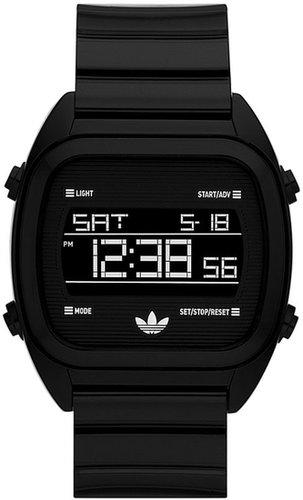 adidas Originals 'Sydney' Digital Resin Strap Watch