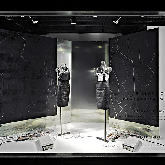 Barneys Windows For Proenza Schouler's First Collection