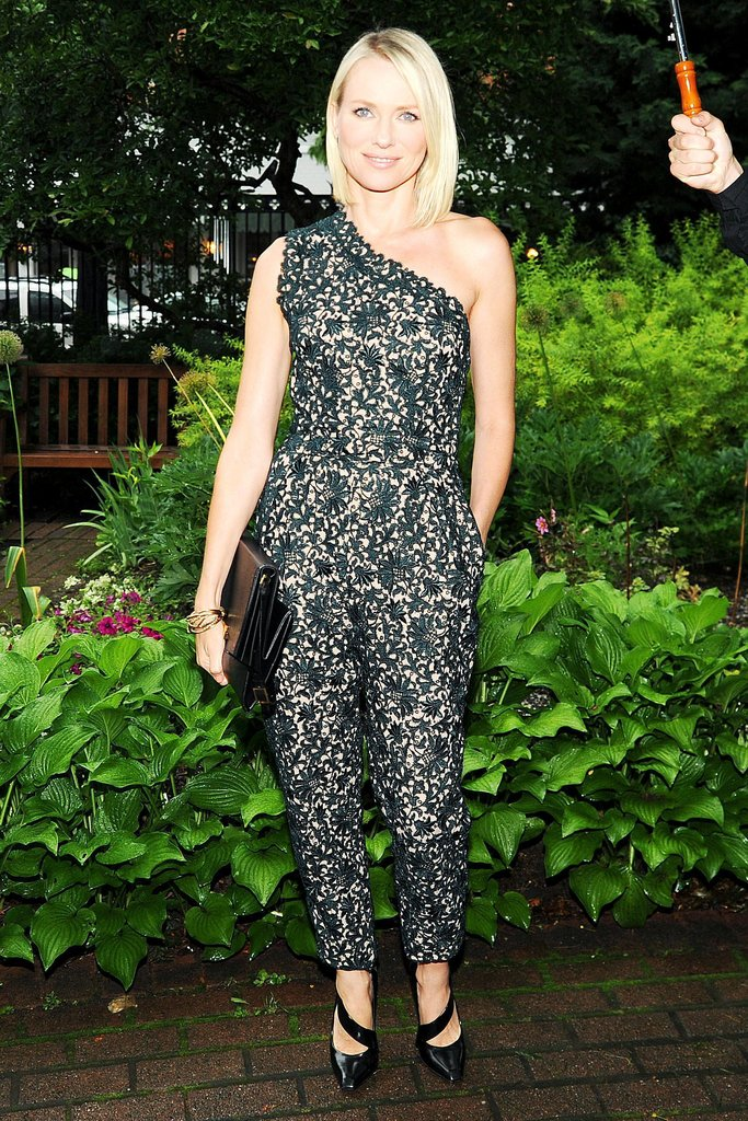 Naomi Watts at Stella McCartney's Resort 2014 presentation. Source: Billy Farrell/BFAnyc.com
