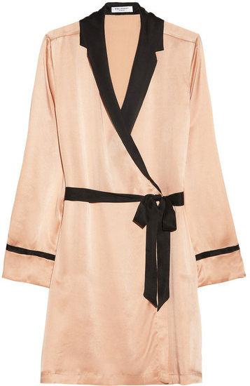 Equipment Silk robe