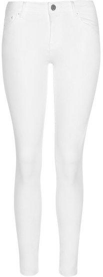 Acne Skin 5 mid-rise skinny jeans