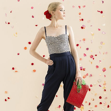 See the Super Cute Alice + Olivia Resort 2014 Lookbook