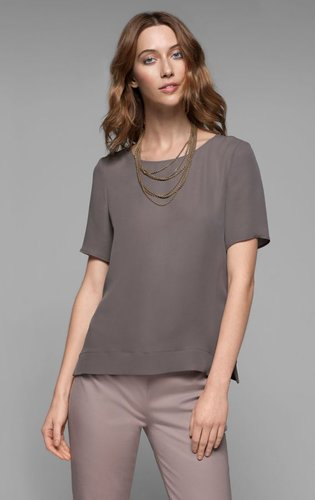 Milya Double Georgette Blouse