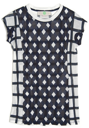 Stella McCartney Multi Print Tee