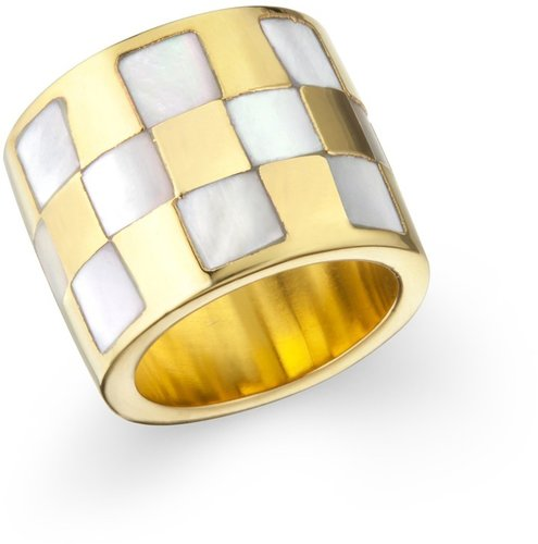 Kelly Wearstler Checkerboard Ring