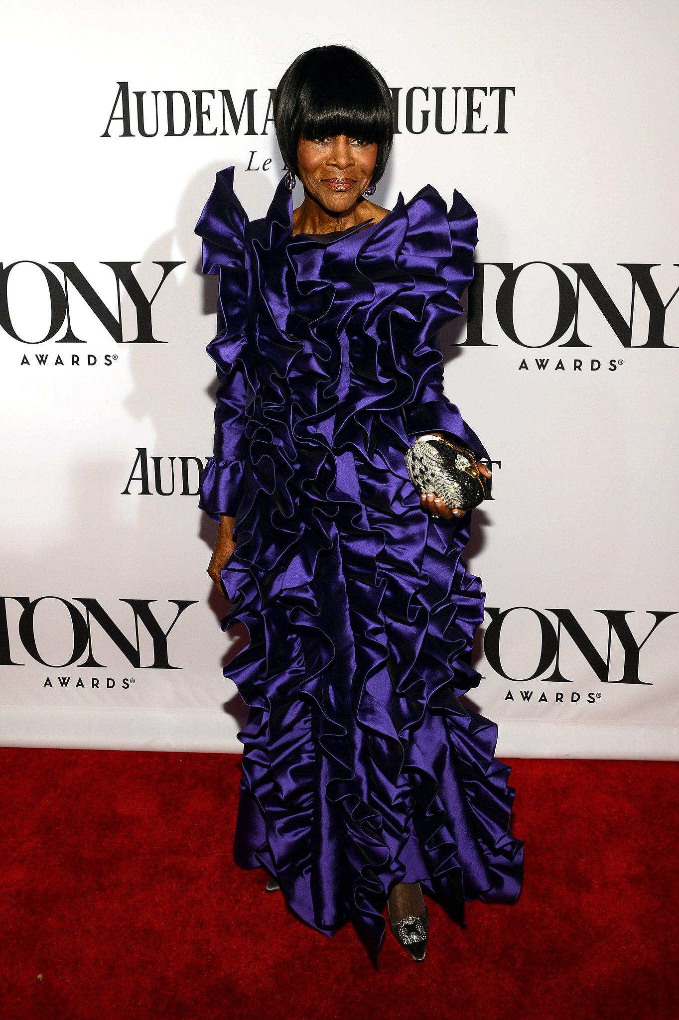 Cicely Tyson at the 2013 Tony Awards in New York.