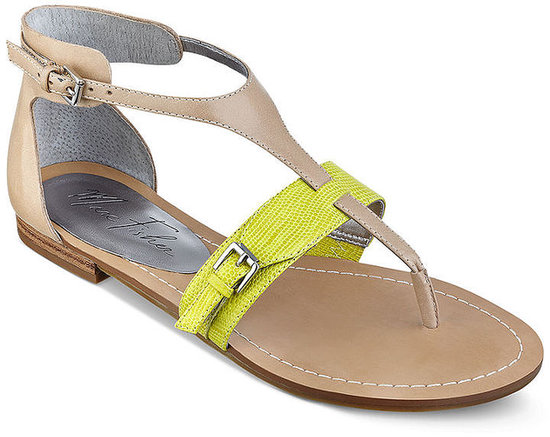 Marc Fisher Shoes, Juel Flat Thong Sandals