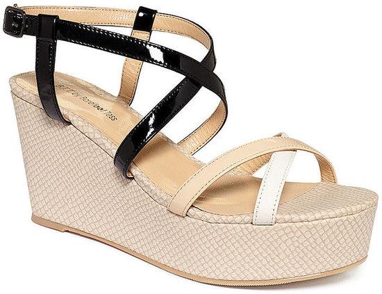 Barefoot Tess Shoes, Cozumel Platform Wedge Sandals