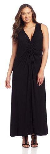 Karen Kane Women's Plus-Size Sofia Maxi Dress