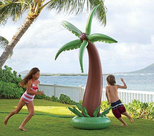 Palm Tree Sprinkler